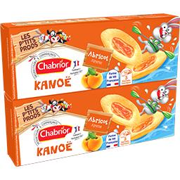Biscuits Kanoë abricot