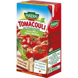 Tomacouli - Sauce tomates saveur ail et fines herbes