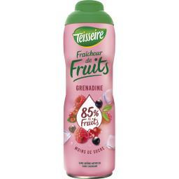 Fraîcheur de Fruits - Sirop de grenadine