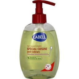 Gel lavant mains anti-odeurs spécial cuisine