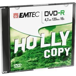 DVD-R 4,7GB 16X Slim