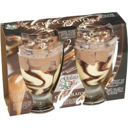 Coupes glacées Cioccolato