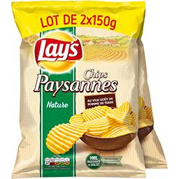 Lay's Chips paysannes nature