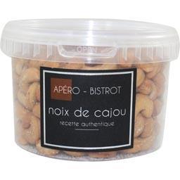 Le temps des cerises Apéro Bistrot - Noix de cajou le pot de 300 g