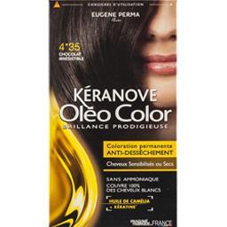 Coloration 4*35 chocolat irrésistible - Oleo Color