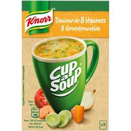 Cup a Soup - Soupe Douceur de 8 légumes