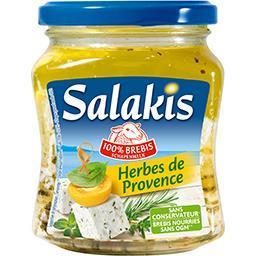 Fromage 100% brebis herbes de Provence