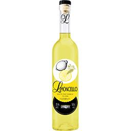 On Off Liqueur Limoncello la bouteille de 50 cl