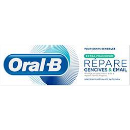 Oral B Oral B Dentifrice Répare Gencives et Email extra fraîcheur