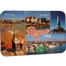 Biscuits Boîte à sucre Multivues Royan