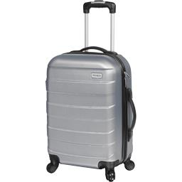 Valise Trolley Brava 71 cm ABS gris