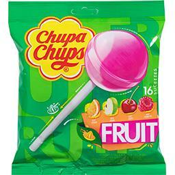 Sucettes aux goûts fruits