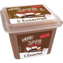 Adélie L'Essentiel - Crème glacée chocolat le bac de 500 ml