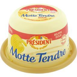 Beurre Motte Tendre doux