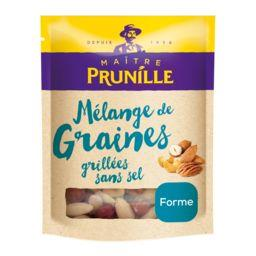 Maître Prunille Mélange graines grillées non salées