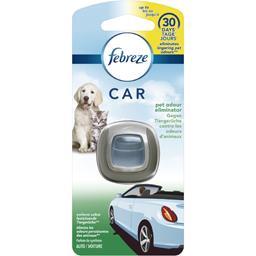 Febreze Diffuseur désodorisant voiture contre les odeurs d'a... le diffuseur