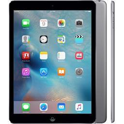 Tablette reconditionnée Ipad air 16 Go, noir