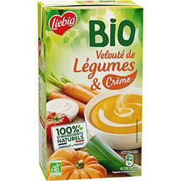 BIO - Velouté de légumes & crème BIO
