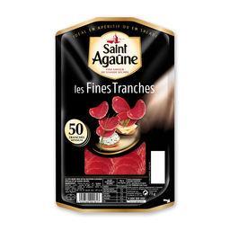 Saint Agaûne - Les Fines Tranches de saucisson