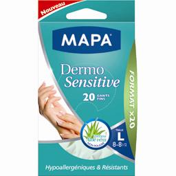 Gants dermo sensitive tl