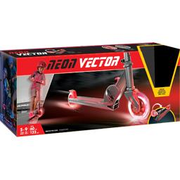 Trottinette Neon Vector