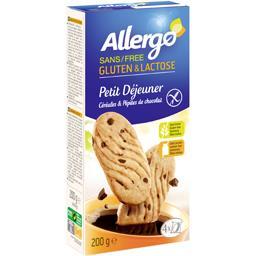 Biscuits Petit Déjeuner céréales & pépites de chocol...
