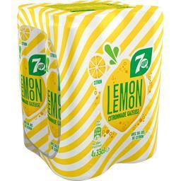 Citronnade gazeuse Lemon citron