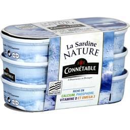 Connetable La Sardine nature
