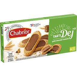 Biscuits Tarti Dej goût chocolat noisette