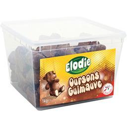 Bonbons oursons guimauve