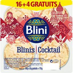 Blini Cocktail