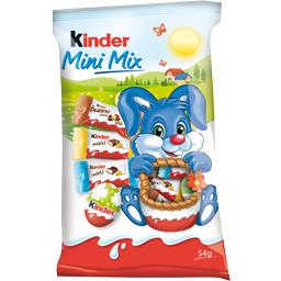 Kinder Assortiment de chocolats Mini Mix