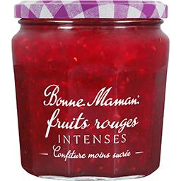 Bonne Maman Confiture fruits rouges intenses