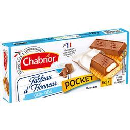 Biscuits choco crème