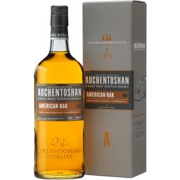 Single Malt Scotch Whisky American Oak