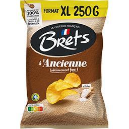 Les Natures - Chips à l'ancienne au sel de Guérande