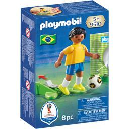 Joueur de foot brésilien