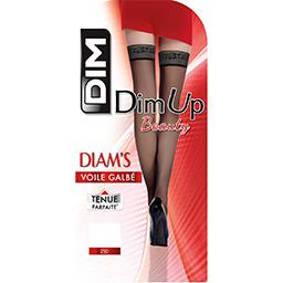 Bas Dim Up Beauty Diam's voile galbé T 2