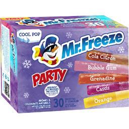 Sucettes à congeler Party