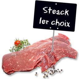 Steak 1er choix