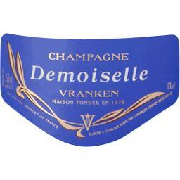 Champagne brut Demoiselle Grande Cuvée