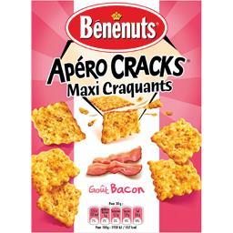 Apéro Cracks - Maxi Craquants bacon