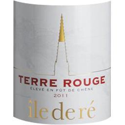 Terre rouge 2011, vin rouge