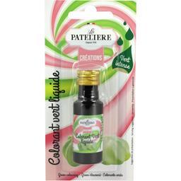 Créations - Colorant vert liquide