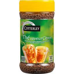 Thé & Citron, préparation pour boisson instantanée a...