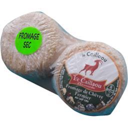 Sélectionné par votre magasin Fromage Caillaous secs les 2 fromages de 80 g