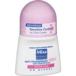 Anti-transpirant 48h extra-soin