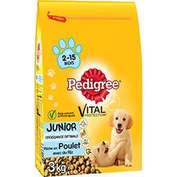 Vital Protection - Croquettes poulet et riz, chien j...