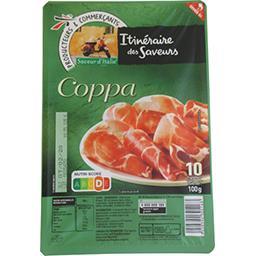 Saveur d'Italie - Coppa