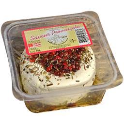 Le champ sur barse Saveur provençale Le fromage de 300 gr